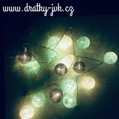 Světelná dekorace